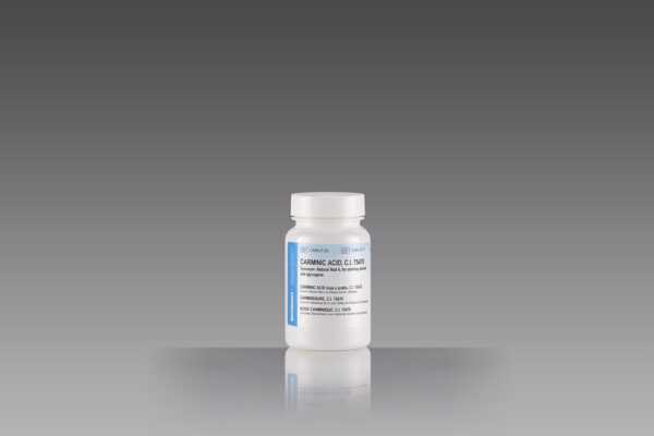 Carminic acid, C.I. 75470 - 25g