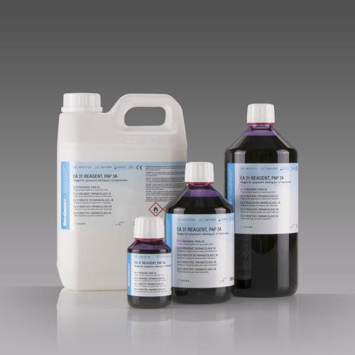 EA 31 reagent, Pap 3A