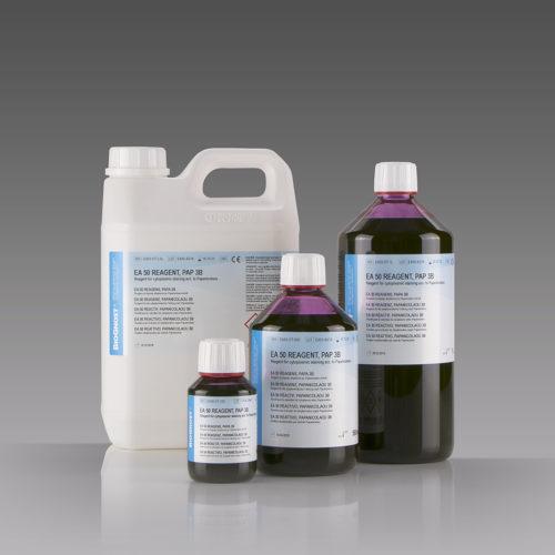 EA 50 reagent, Pap 3B