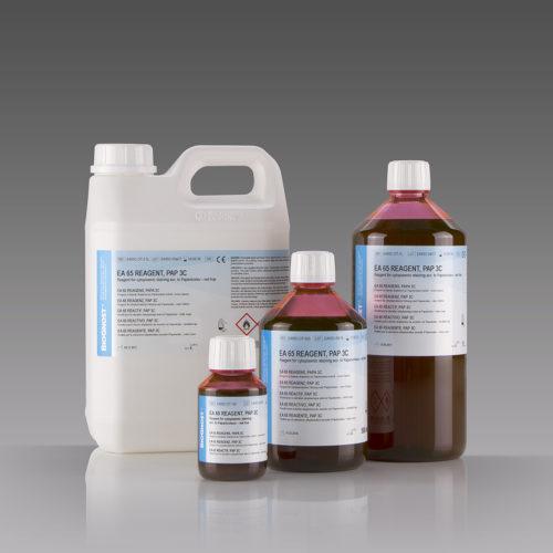 EA 65 reagent, Pap 3C