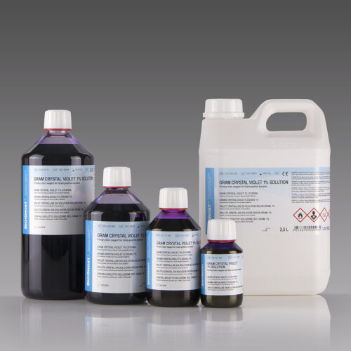 Gram Crystal Violet 1% solution