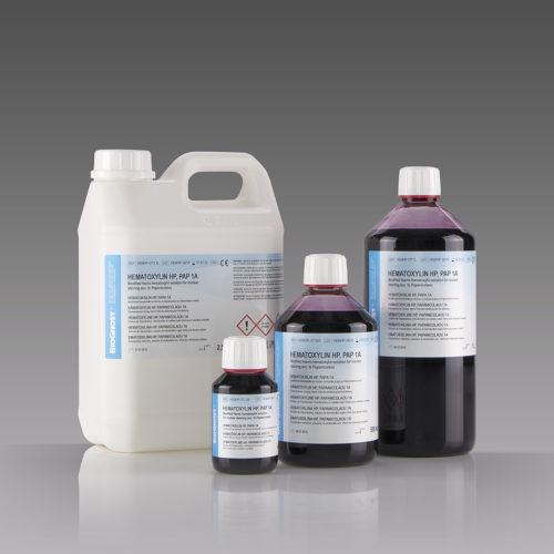 Hematoxylin HP, Pap 1A