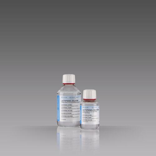 Lactophenol solution