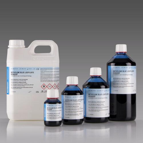 Methylene Blue Loeffl er's reagent