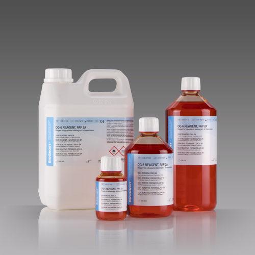 OG-6 reagent, Pap 2A