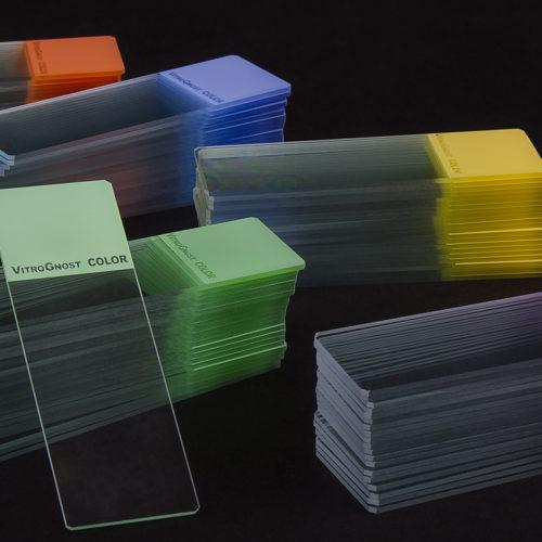 Vitrognost Color Super Grade-Microscope Slides