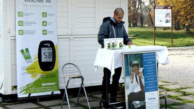 World Diabetes Day commemoration in Jastrebarsko