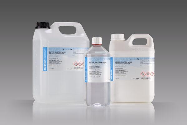 Buffer solution, pH 6,4