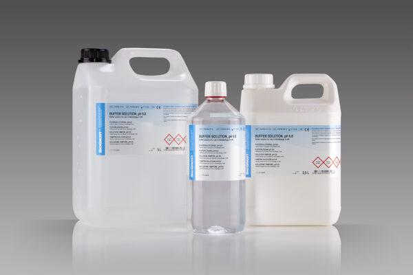 Buffer solution, pH 6,8