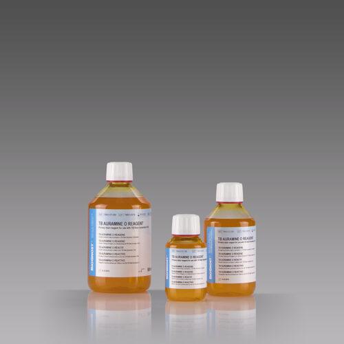 TB Auramine O reagent